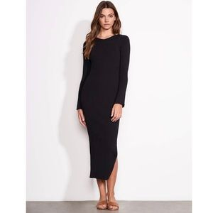 Ali & Jay Windward Circle Maxi Dress in Black
